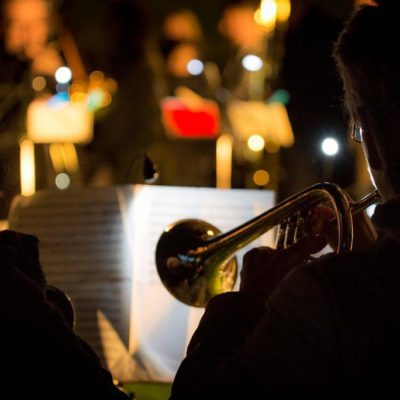 Christmas Carols, Brass Band