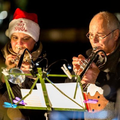 Christmas Carols, Eaton Bray 2015