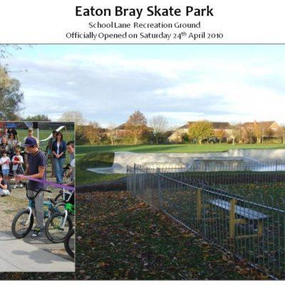 Eaton Bray Skatepark, 2010 - Click to open full size image