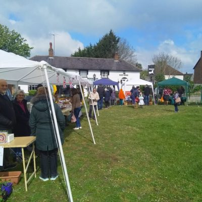 Eaton Bray Spring Market 7 - Click to open full size image