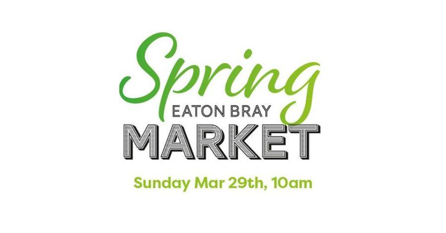 Eaton Bray Spring Market