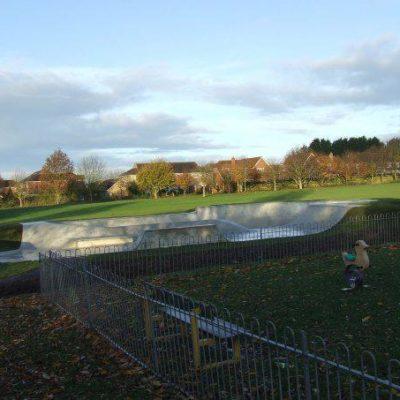 Eaton Bray Skate Park