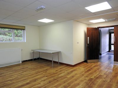 Eaton Bray Village Hall Meeting Room - Click to open full size image