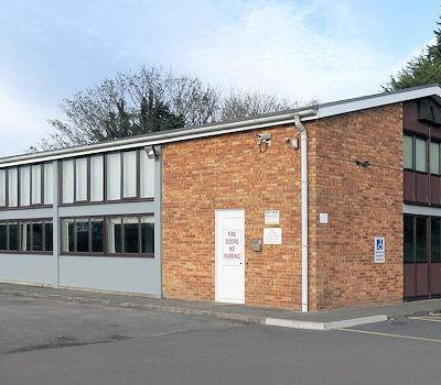 Eaton Bray Village Hall Outside - Click to open full size image