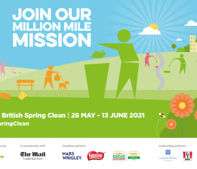 Great British Spring Clean poster