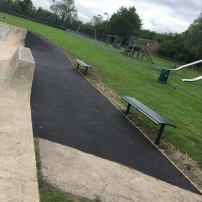 Skate Park Benches